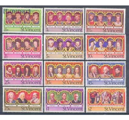 Znaczek St. Vincent 1977 Czyste **