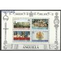 Anguilla 1978 Mi bl 21 Czyste **