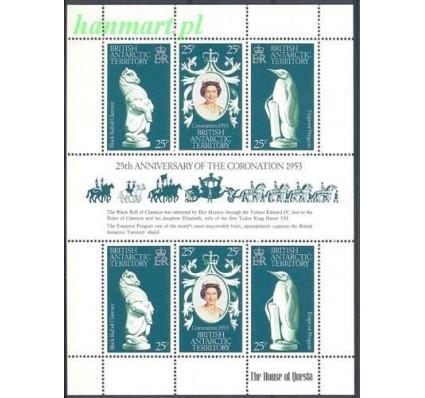 Znaczek Brytyjskie Terytorium Antarktyczne 1978 Mi 71-73 Czyste **