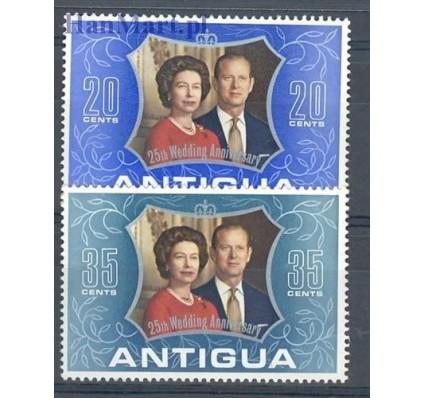 Znaczek Antigua i Barbuda 1972 Mi 284-285 Czyste **