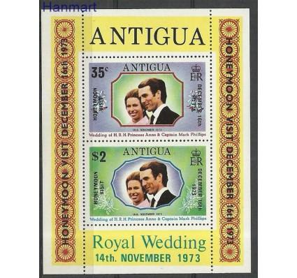Znaczek Antigua i Barbuda 1973 Mi bl 11 Czyste **