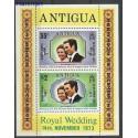 Antigua i Barbuda 1973 Mi bl 11 Czyste **