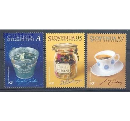 Znaczek Słowenia 2001 Mi 334-336 Czyste **