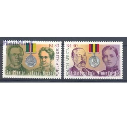 Znaczek Republika Południowej Afryki 2000 Mi 1283-1284 Czyste **