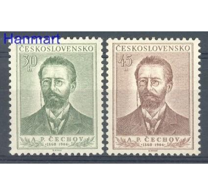Znaczek Czechosłowacja 1954 Mi 871-872 Czyste **
