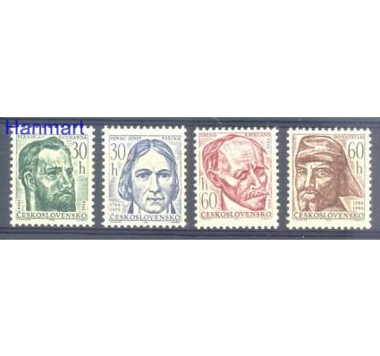 Znaczek Czechosłowacja 1966 Mi 1598-1601 Czyste **