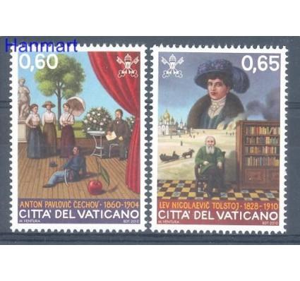 Znaczek Watykan 2010 Mi 1681-1682 Czyste **