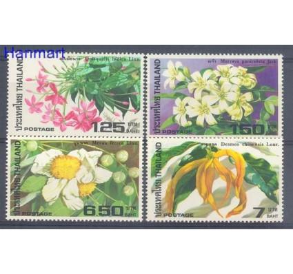 Znaczek Tajlandia 1982 Mi 1008-1011 Czyste **