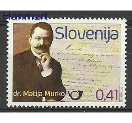 Znaczek Słowenia 2011 Mi 879 Czyste **
