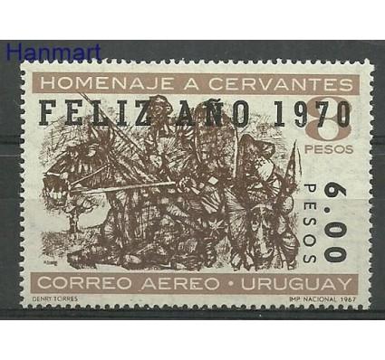 Znaczek Urugwaj 1969 Mi 1158 Czyste **
