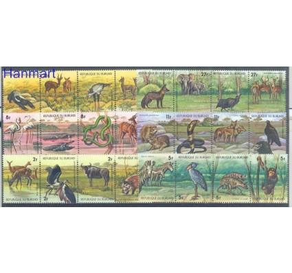 Znaczek Burundi 1977 Mi 1331-1354 Czyste **
