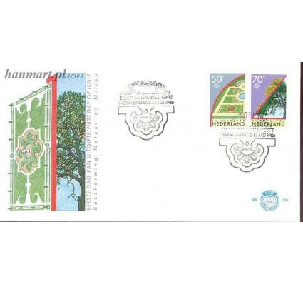 Znaczek Holandia 1987 Mi 1292-1293 FDC