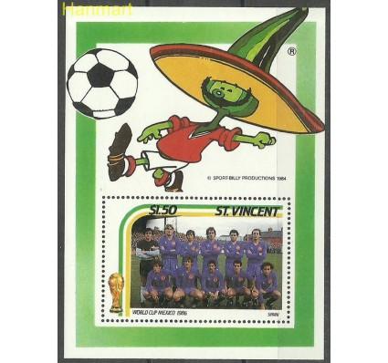 Znaczek St. Vincent 1986 Mi bl35 Czyste **
