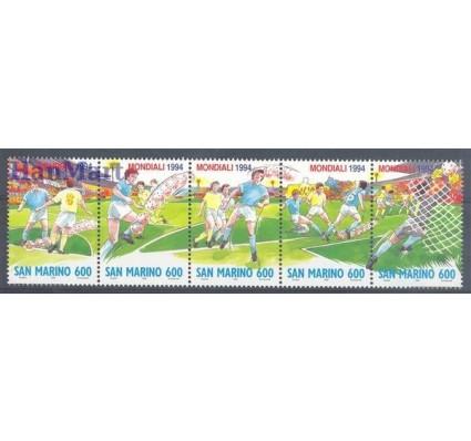 Znaczek San Marino 1994 Mi 1577-1581 Czyste **