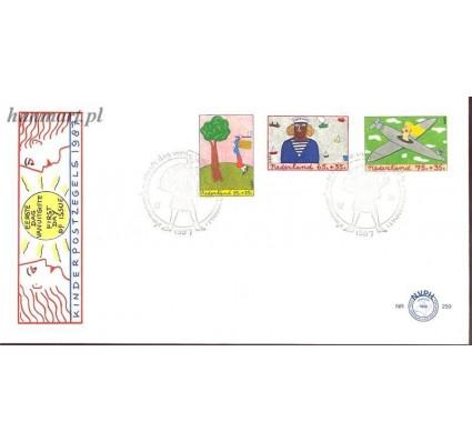 Znaczek Holandia 1987 Mi 1328-1330 FDC