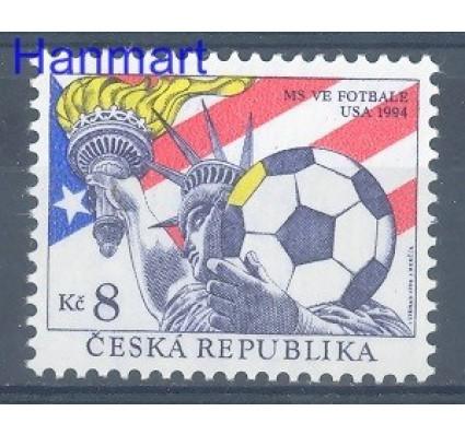 Znaczek Czechy 1994 Mi 45 Czyste **