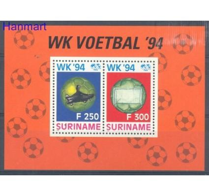 Znaczek Surinam 1994 Mi bl 62 Czyste **