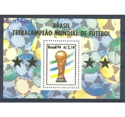 Znaczek Brazylia 1994 Mi bl 96 Czyste **