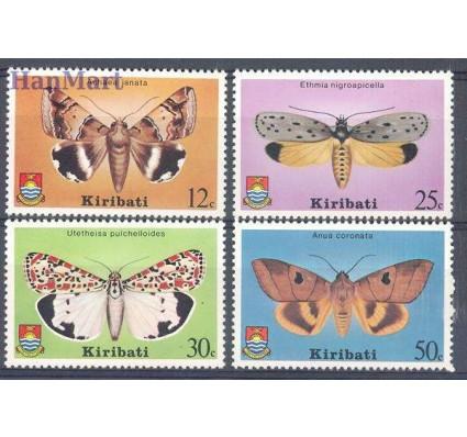 Znaczek Kiribati 1980 Mi 354-357 Czyste **