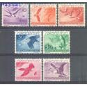 Liechtenstein 1939 Mi 173-179 Czyste **