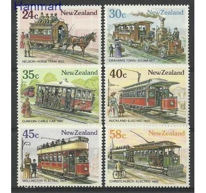 Znaczek Nowa Zelandia 1985 Mi 919-924 Czyste **