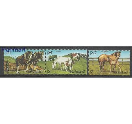 Znaczek Nowa Zelandia 1984 Mi par906-908 Czyste **
