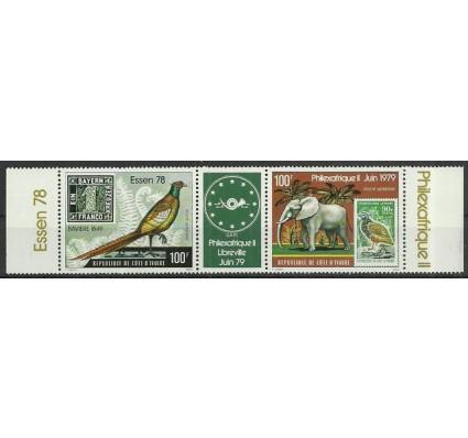 Znaczek Wybrzeże Kości Słoniowej 1978 Mi 571-572 Czyste **