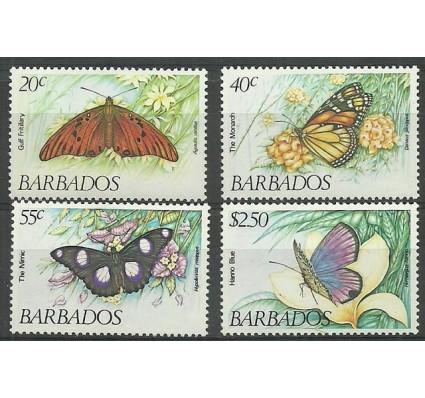 Znaczek Barbados 1983 Mi 575-578 Czyste **