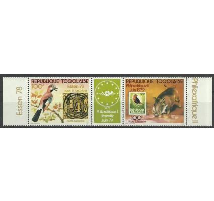 Znaczek Togo 1978 Mi 1322-1323 Czyste **