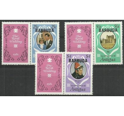 Znaczek Barbuda 1981 Mi zf 568-570 Czyste **