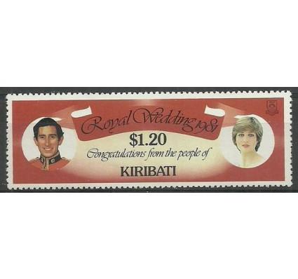 Znaczek Kiribati 1981 Mi 377 Czyste **