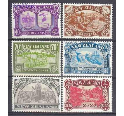 Znaczek Nowa Zelandia 1989 Mi 1071-1076 Czyste **