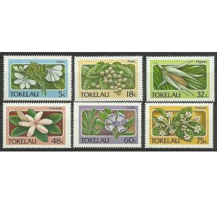 Znaczek Tokelau 1987 Mi 136-141 Czyste **