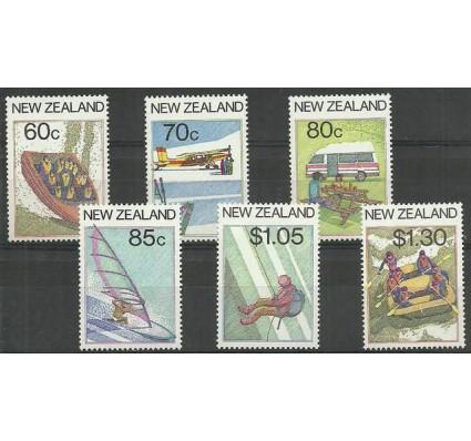Znaczek Nowa Zelandia 1987 Mi 978-983 Czyste **