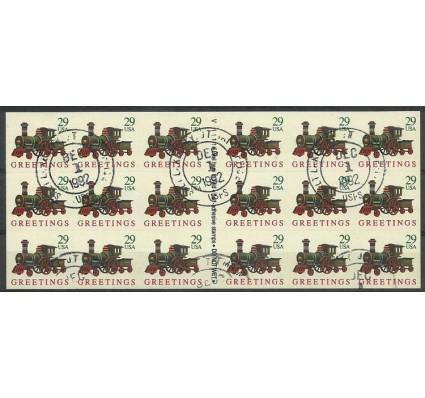 Znaczek USA 1992 Mi mh 2333 Stemplowane