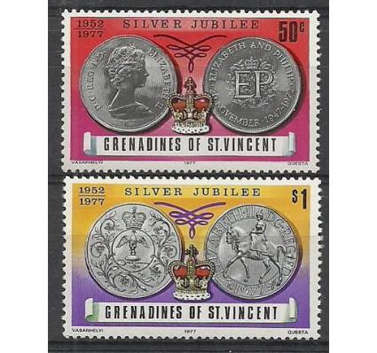 Znaczek Grenadines of St Vincent 1977 Mi 116-117 Czyste **