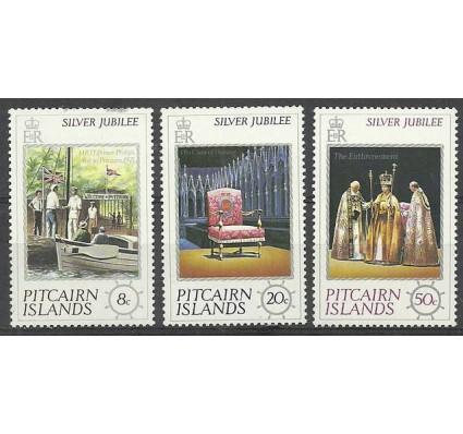Znaczek Pitcairn 1977 Mi 160-162 Czyste **