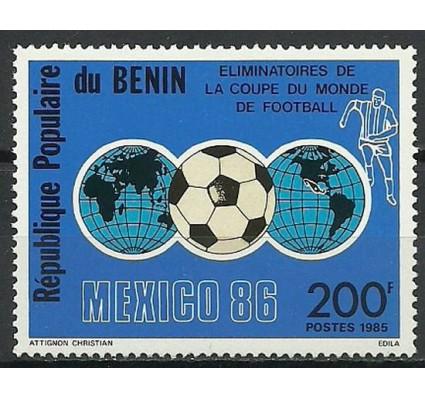 Znaczek Benin 1985 Mi 404 Czyste **