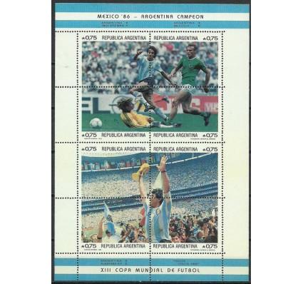 Znaczek Argentyna 1986 Mi ark 1833-1840 Czyste **