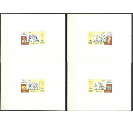 Znaczek Senegal 1986 Mi lx 881-884B Czyste **
