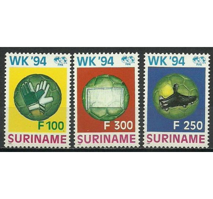 Znaczek Surinam 1994 Mi 1478-1480 Czyste **