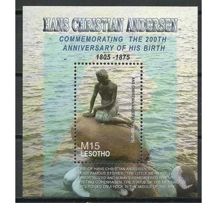 Znaczek Lesotho 2005 Mi bl 199 Czyste **