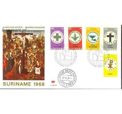 Surinam 1968 FDC