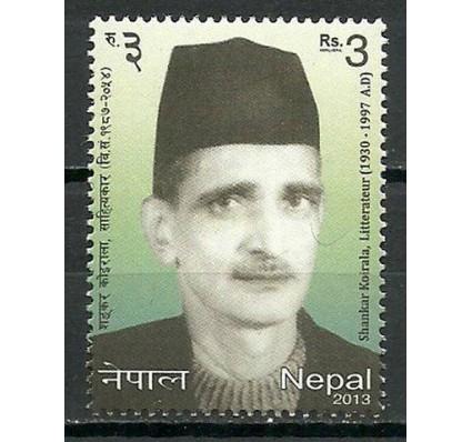 Znaczek Nepal 2013 Mi 1126 Czyste **
