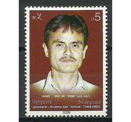 Znaczek Nepal 2009 Mi 991 Czyste **