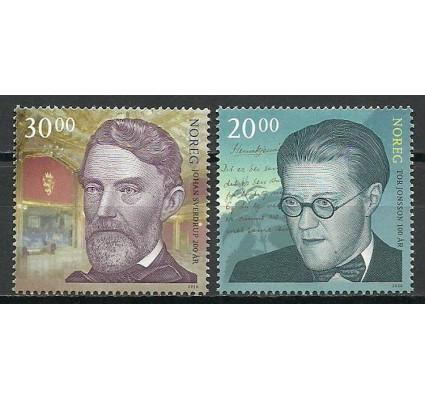 Znaczek Norwegia 2016 Mi 1923-1924 Czyste **