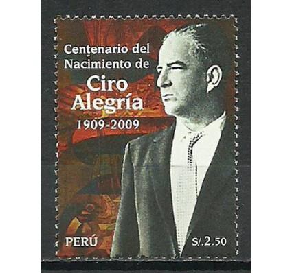 Znaczek Peru 2009 Mi 2409 Czyste **