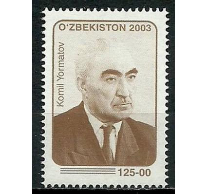 Znaczek Uzbekistan 2003 Mi 521 Czyste **