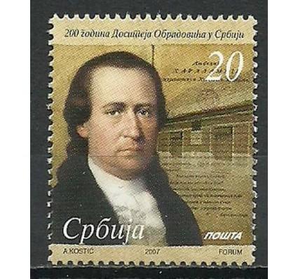 Znaczek Serbia 2007 Mi 200 Czyste **