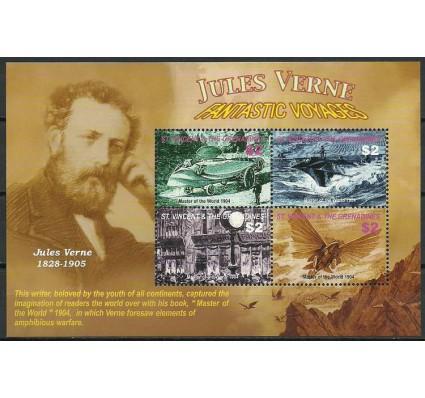 Znaczek Saint Vincent i Grenadyny 2005 Mi ark 6196-6199 Czyste **